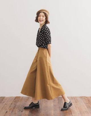 Genquo 全新 雜誌挺版傘狀褲裙 似dresseum酒鬼凱特