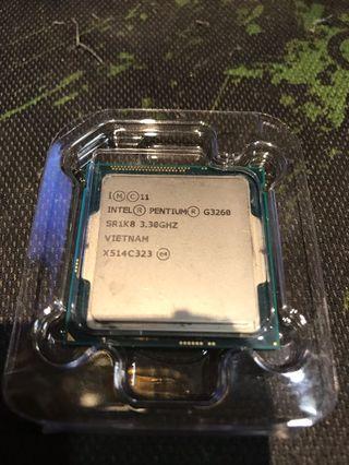 Cpu g3260 1150角位(保固3天)