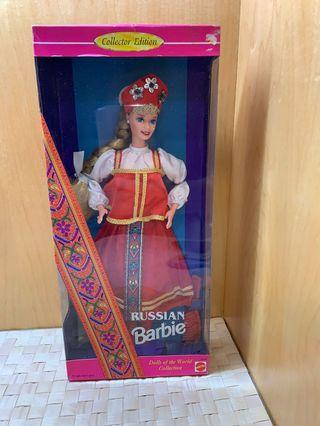 Barbie Russian Dolls of the World Collection