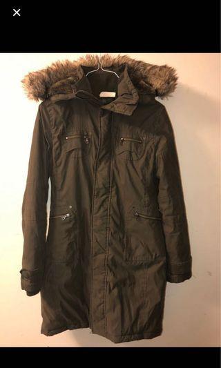 Gently used TNA jacket