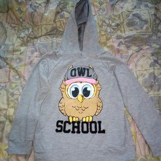 Hoodie abu abu owl nevada