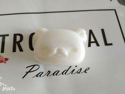 拉拉熊蠺絲蛋白皂/手工香皂