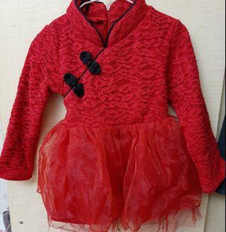 幼女童洋裝