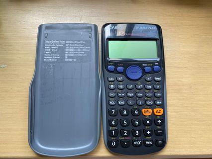二手 Casio 工程計算機 Fx-350ES plus