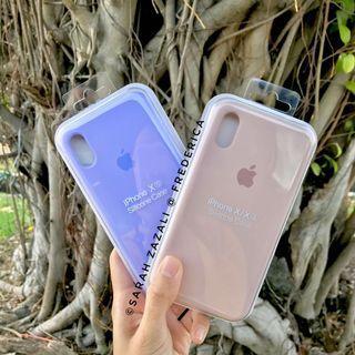Original iPhone Silicon Case (Full Cover) [PREORDER BASIS]