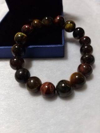 ♥️萍價水晶♥️ 天然 三色虎眼 手珠 手飾 飾品(27)