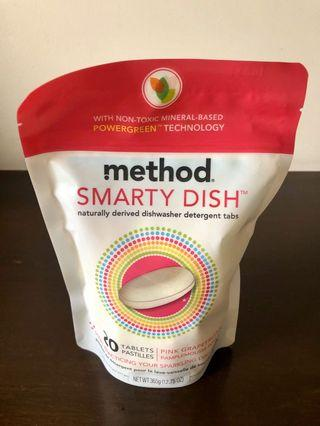 Method Dishwashing Tablets