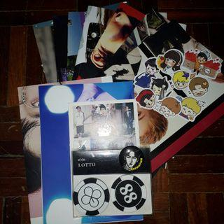 [WTS] EXO-official&unofficial set package