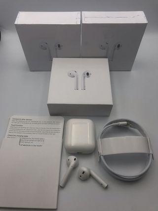 Airpro款 藍芽耳機5.0 開蓋彈窗連接