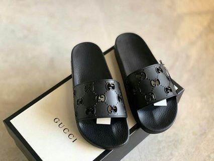 Gucci GG sandal / slide