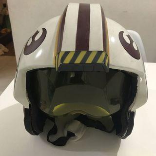 Star wars luke skywalker helmet