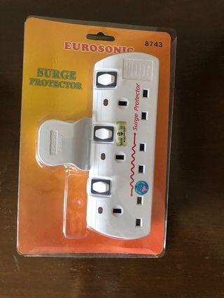 (3 pcs) Surge Protector/ spike guard