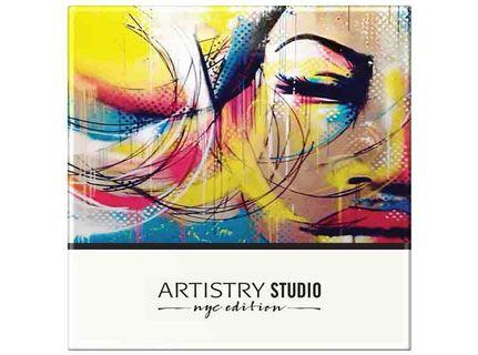 ARTISTRY STUDIO NYC Edition On-The-Go Palette
