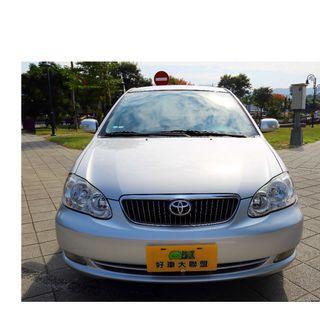 Toyota Corolla Altis 1.8L 2007年