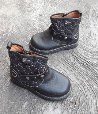 Boots Geox Leather Kids Original