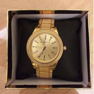 金色 男性 手錶 全新