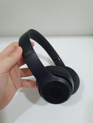 Beats Solo 3 Wireless Earphone (Black)