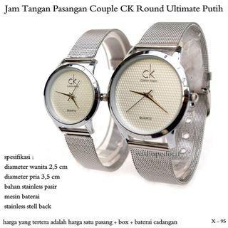 JAM TANGAN COUPLE KC KW ULTIMATE