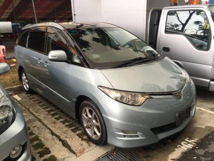 Toyota Estima 2.4A Singapore