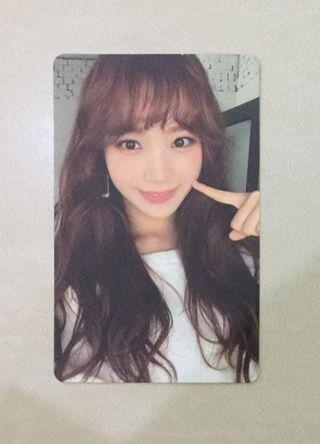 Wtb iz*one chaewon pc