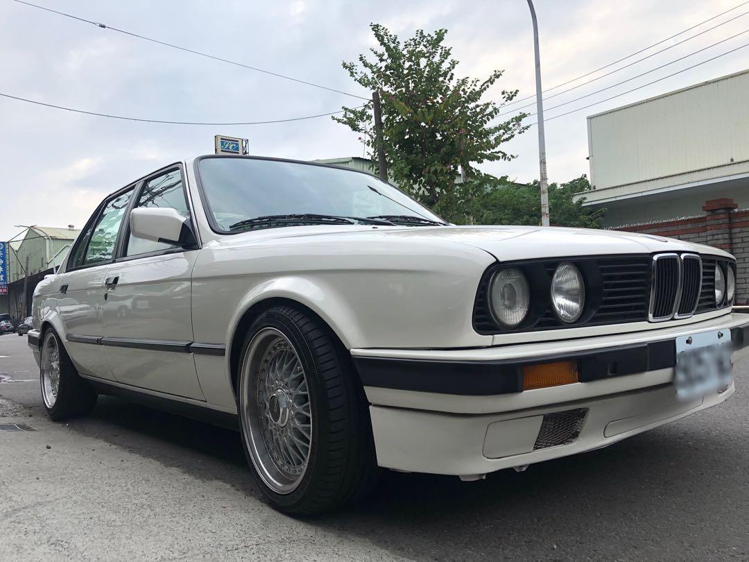 1988年BMW320 原廠手擼