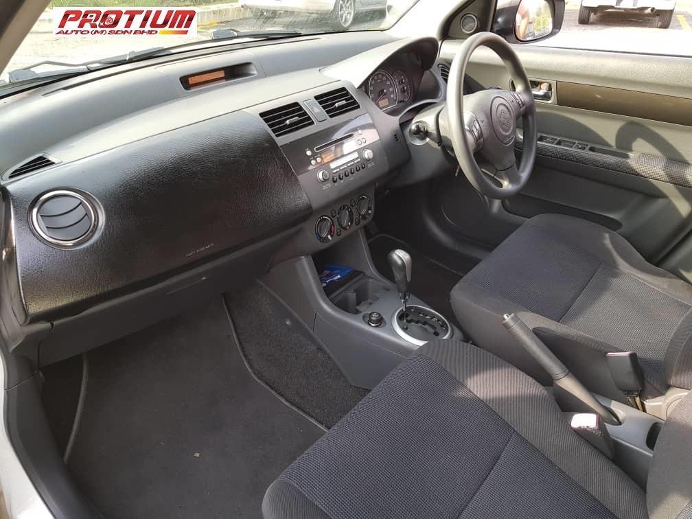 2005 Suzuki SWIFT Sport 1.5 (A) Muka 1K Loan Kedai