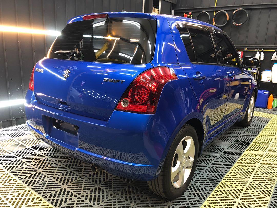2007年鈴木 SUZUKI Swift 1.5L 高雄二手車 五門小車 代步車