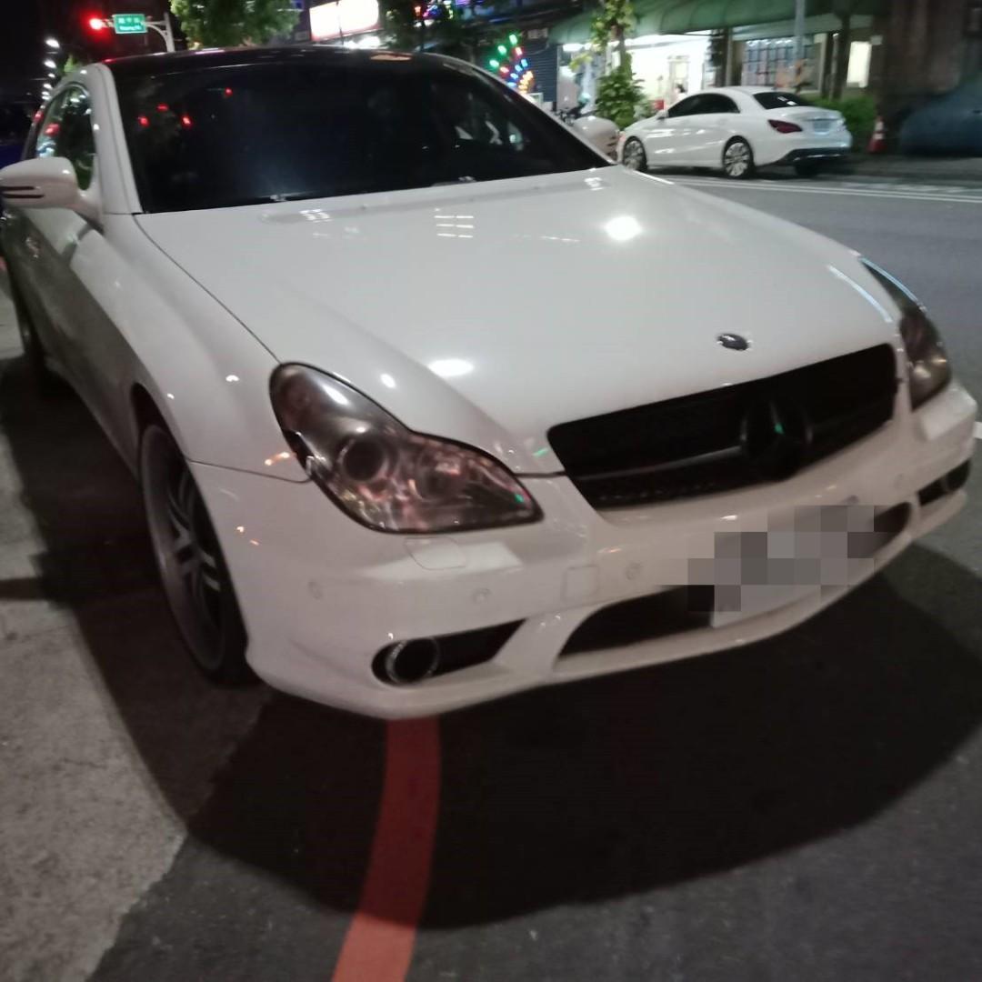 2008   CLS350     白