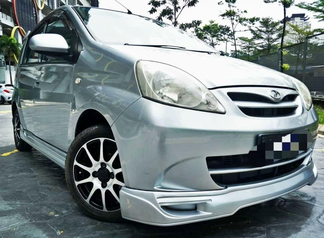 2009 Perodua VIVA 1.0 (A) DEP1990 LOAN KEDAI KERETA