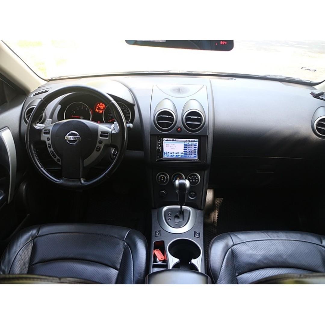 2010年 NISSAN ROGUE 2.5L 4WD頂級版
