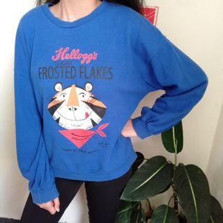 Korean KELLOGS Sweater