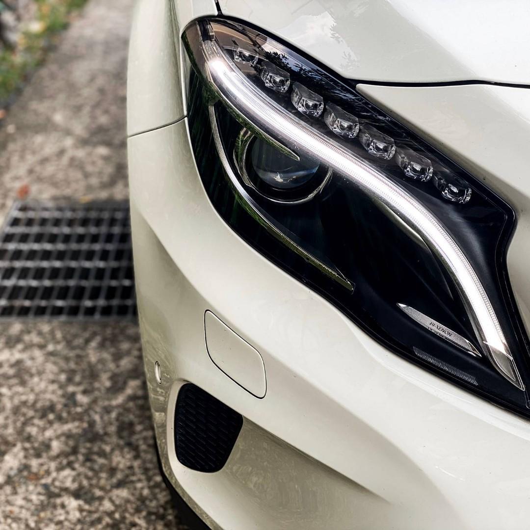 2016年 M-BENZ GLA180 AMG 總代理 1.6 一手車 已認證 原版件 可保固 實車實價