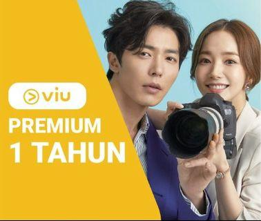 Viu Premium 1 Years Personal Account