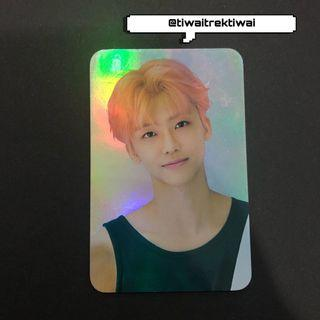Jaemin We Go Up Holo Photocard