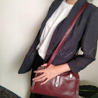 Dark Grey Korean Blazer