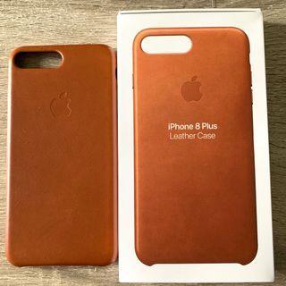 Iphone 7Plus/8Plus Apple Leather Case