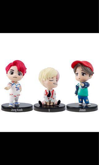[WTS]BTS mattel doll