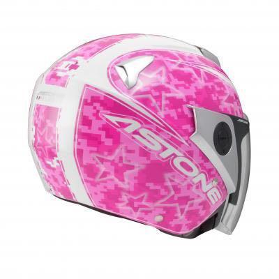 ASTONE RS T55 內置太陽鏡 Helmet