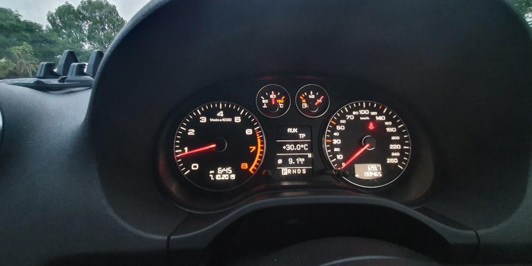 Audi A3 Sportback 1.8 TFSI