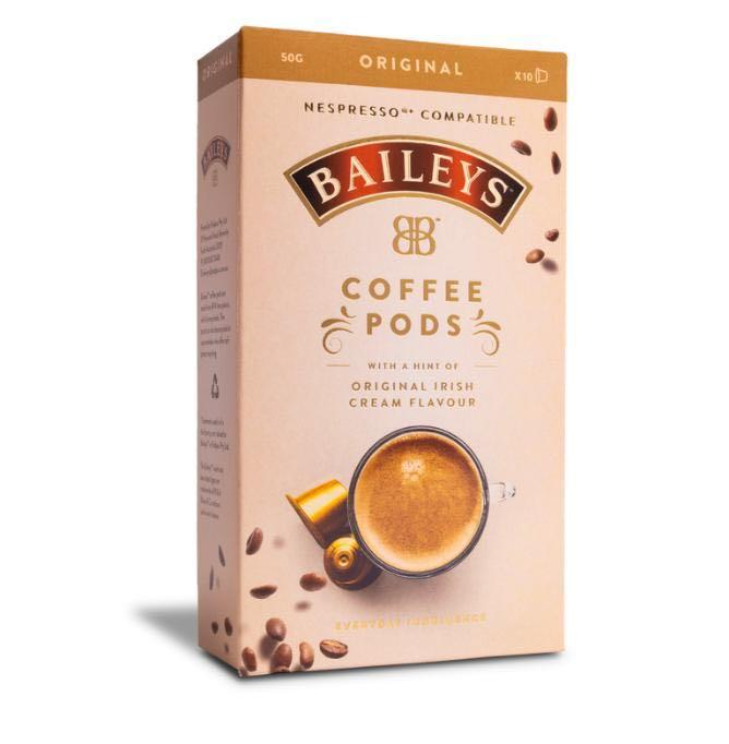 Bailey's coffee capsules 🇦🇺澳洲直送