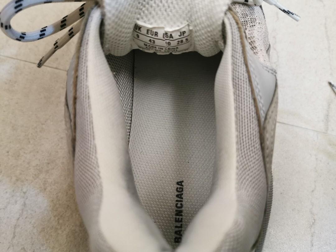 Balenciaga Triple S size43