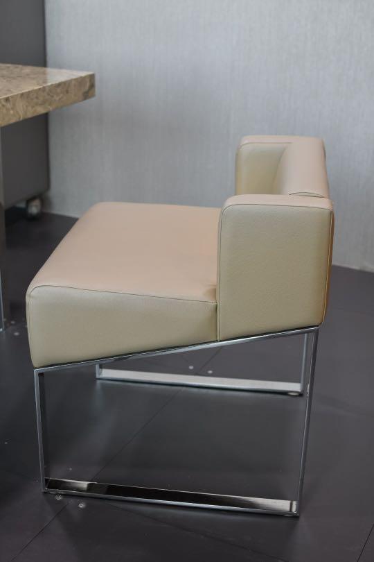 Beautiful lounge arm chair