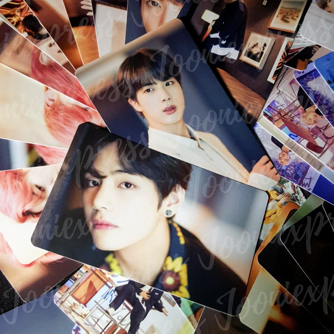 BTS UNOFFICIAL PHOTOCARDS