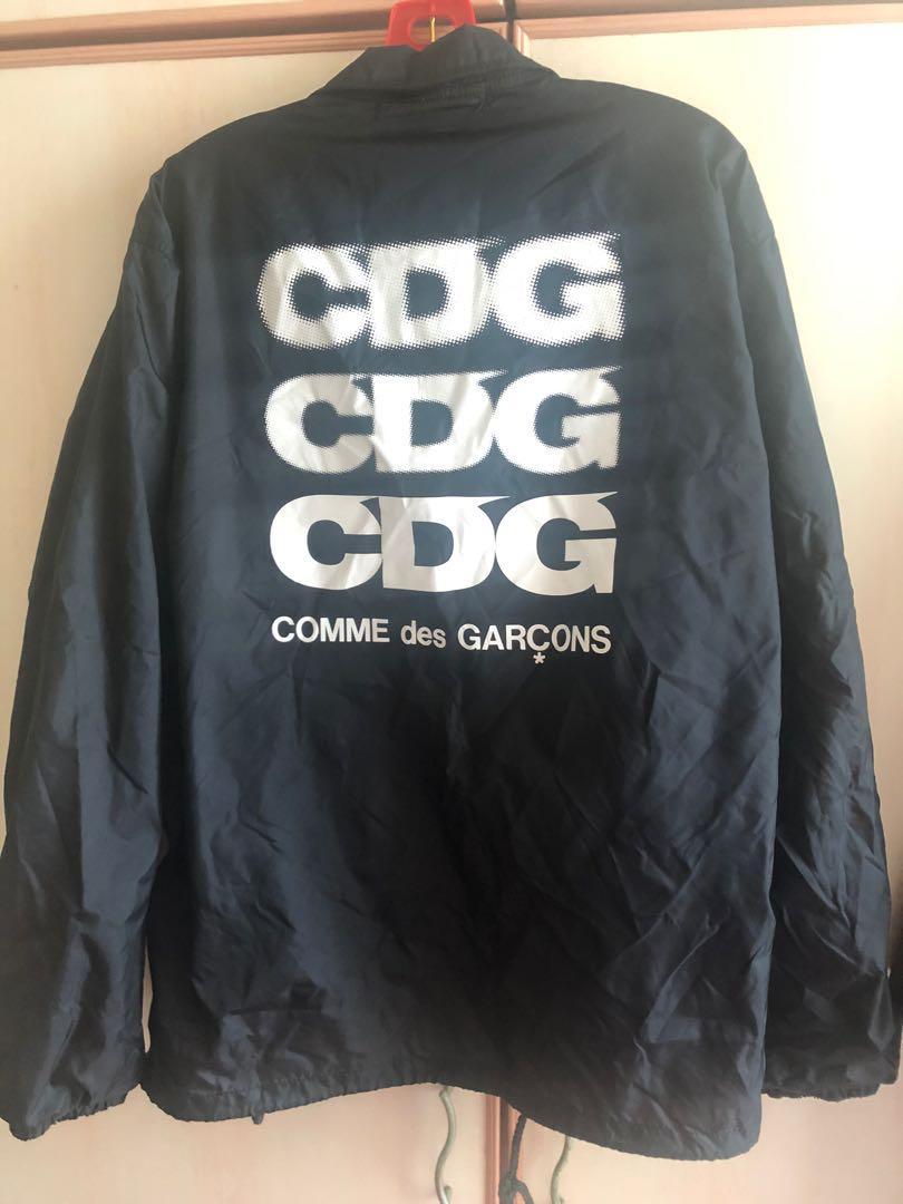 CDG coach jacket