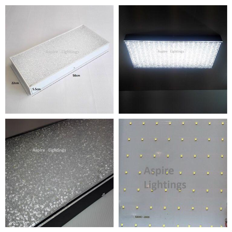 Ceiling LED Light 34W - 48W