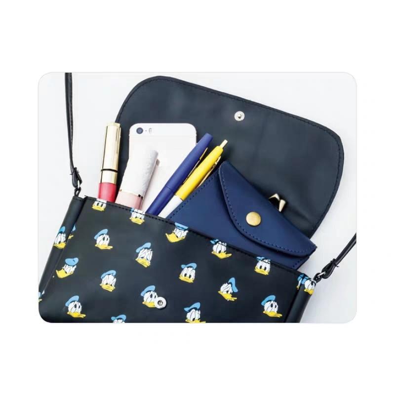 Disney Donald Duck 迪士尼唐老鴨 單肩袋 側揹袋 斜挎背包翻蓋