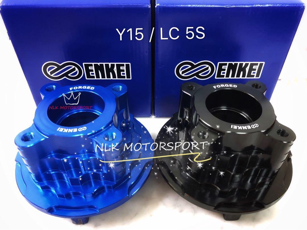 ENKEI CNC hub sprocket Y15/LC5s