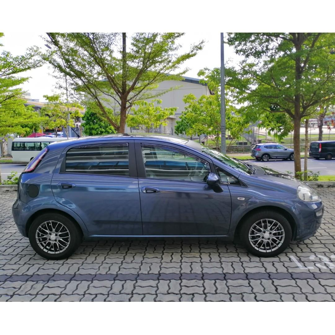 Fiat Punto - IMMEDIATE COLLECTION!!! CONTACT @ 9739 6107