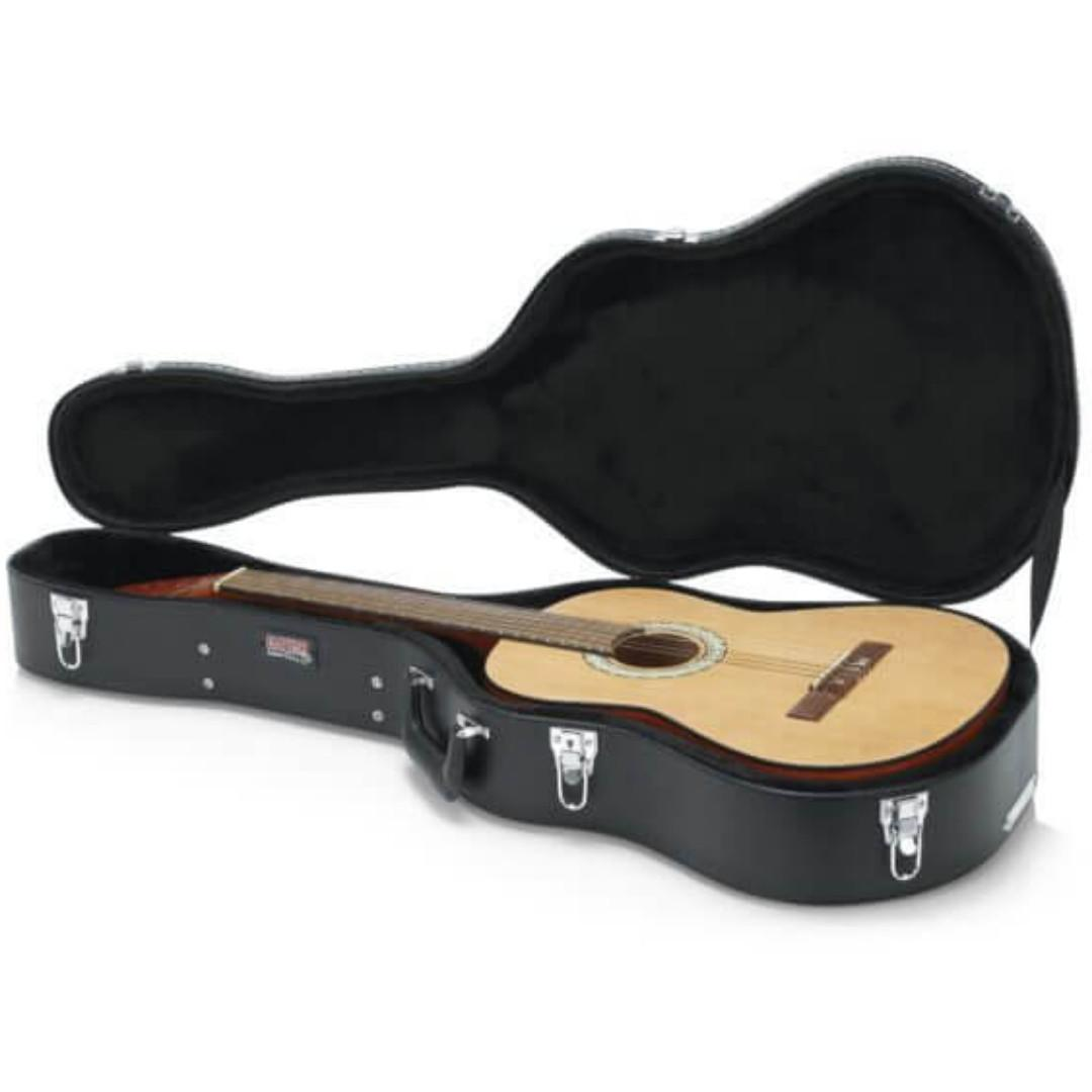 Gator GW-CLASSIC Deluxe Wood Case for Classical Guitars (limited stock)