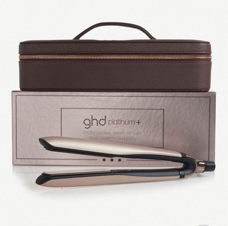 Ghd直髮夾 royal dynasty platinum gift set